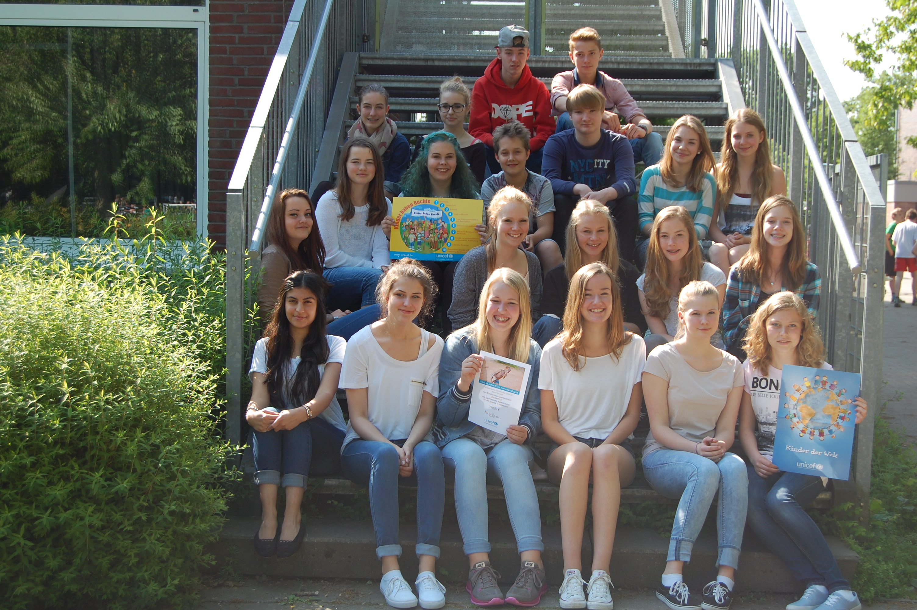 Younicef 2014 Gruppenfoto