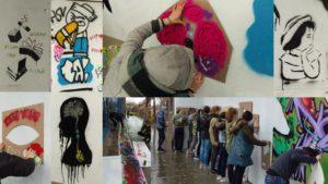 Auf den Spuren von Banksy und Co.