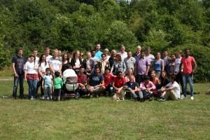 Sommerfest für eine gelingende Integration