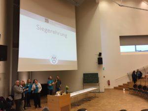 Erfolgreiche Teilnahme an der Landesrunde der Mathematik-Olympiade