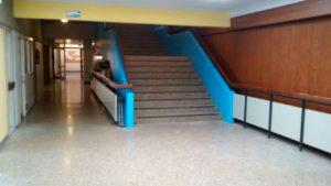 Treppenaufgang neu 2016