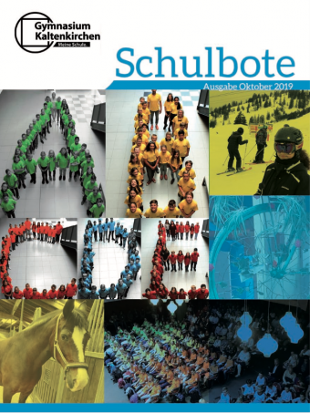 Schulbote Titelblatt